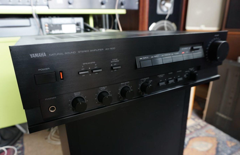 Усилвател Yamaha AX-500