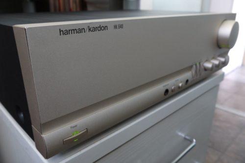 Усилвател Harman Kardon HK640