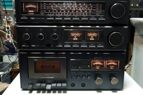 Усилвател TEC System 3003(Mitsubishi DA-U300)