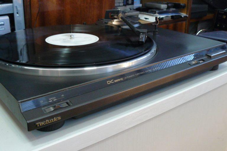 Грамофон Technics SL-BD20D