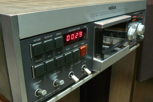 Дек ReVox B710 MK I
